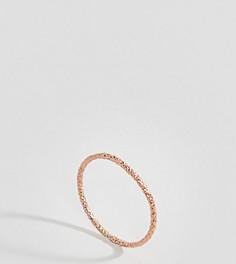 Позолоченное кольцо Dogeared - Золотой