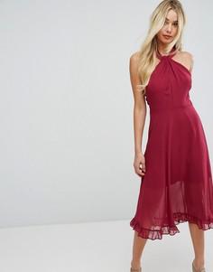 Платье миди BCBGeneration - Красный