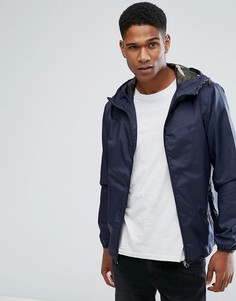 Легкая куртка с капюшоном Jack & Jones Originals - Темно-синий