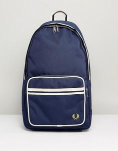 Темно-синий рюкзак Fred Perry - Темно-синий