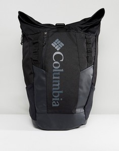 Черный рюкзак с отворачивающимся верхом Columbia Convey 25L - Черный