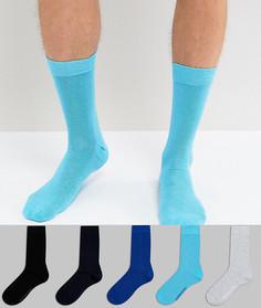Комплект из 5 пар носков Bjorn Borg - Мульти