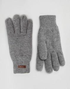 Перчатки Barts Haakon - Серый