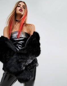 Красные трессы для волос DesignB London Halloween - Красный