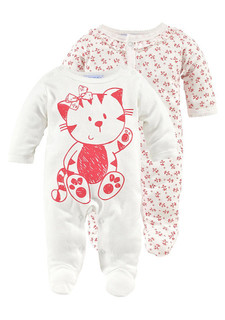Пижама-боди, 2 штуки KLITZEKLEIN
