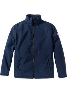 Куртка софтшелл Regular Fit (темно-синий) Bonprix