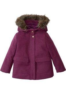 Куртка на ватной подкладке (ягодный меланж) Bonprix