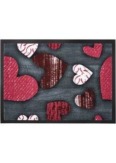 Коврик Сердце (ярко-розовый) Bonprix