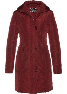 Стеганая куртка (темно-красный) Bonprix