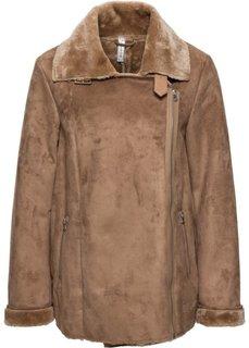 Двухсторонняя куртка (верблюжий) Bonprix