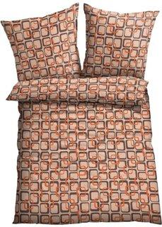 Постельное белье Тереза, линон (кремовый) Bonprix