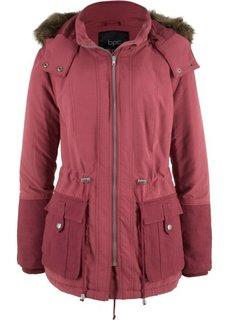 Куртка-парка (бордовый) Bonprix