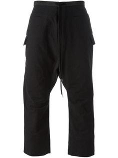 укороченные брюки  The Viridi-Anne