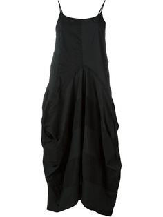 платье на бретельках Uma Wang
