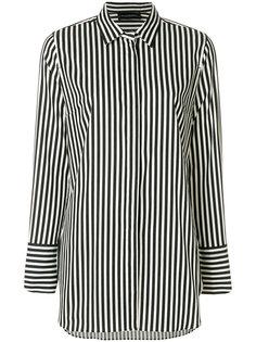 объемная рубашка в полоску By Malene Birger