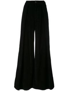 широкие брюки A.F.Vandevorst