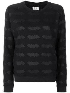 свитер с вышивкой  Zoe Karssen