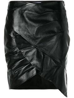 юбка с оборкой  Iro