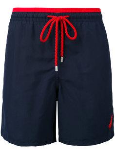 шорты для плавания с контрастной окантовкой Vilebrequin