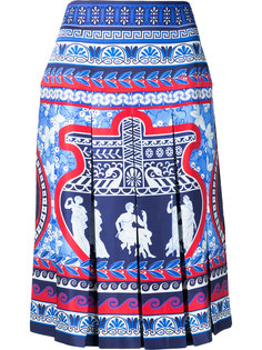 плиссированная юбка Gheia  Mary Katrantzou