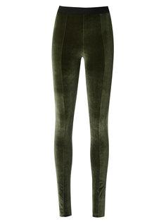 velvet legging trousers Osklen