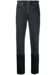 джинсы с молнией Rito