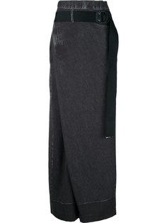 брюки с поясом Rito