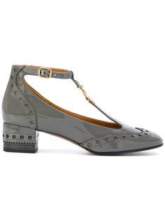 туфли-лодочки Perry с Т-образной планкой Chloé
