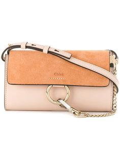 кошелек Faye на лямке Chloé