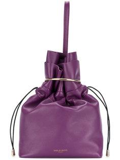 мешковатая сумка-тоут Emilio Pucci