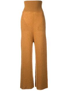 брюки с завышенной талией Rito