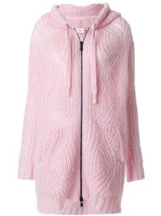 zip up cardigan A.F.Vandevorst