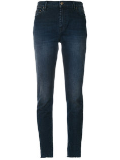 stonewashed slim-fit jeans Mr & Mrs Italy