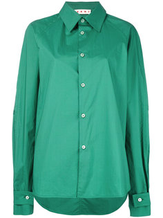 блузка на пуговицах Marni