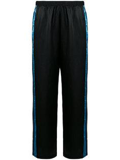 пижамные шорты с полосками  Morgan Lane