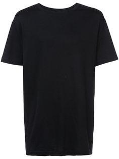 футболка с вышивкой Rochambeau