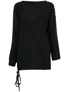 panelled blouse Uma | Raquel Davidowicz