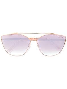 солнцезащитные очки в оправе кошачий глаз Tom Ford Eyewear