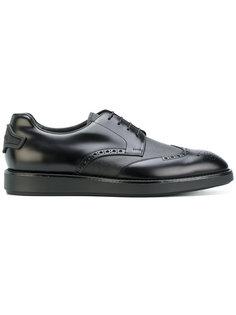 кроссовки-броги  Prada
