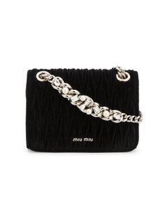 сумка на плечо club Miu Miu