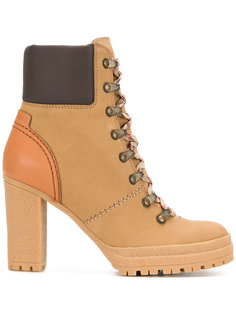 ботинки на высоком каблуке See By Chloé