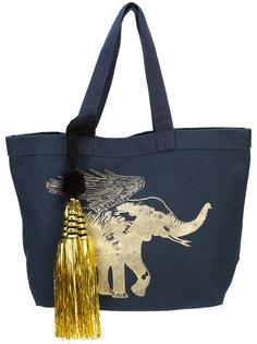 сумка-тоут со слоном Figue