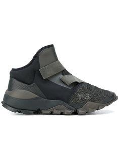 кроссовки с ремешками Y-3