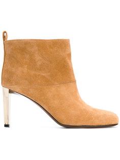 ботинки на каблуке Golden Goose Deluxe Brand