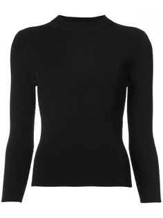 long sleeved knitted top Brock Collection