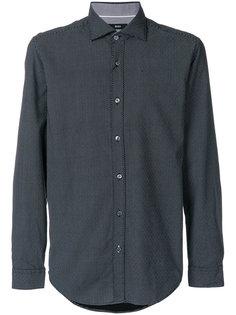 рубашка в горох Boss Hugo Boss