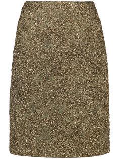 облегающая юбка-карандаш Oscar de la Renta