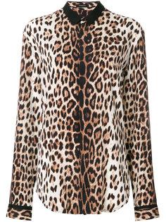 леопардовая рубашка Unconditional