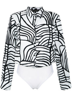 printed shirt body Andrea Marques