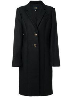 пальто на две пуговицы Cavalli Class